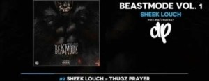 Beastmode Vol. 1 BY Sheek Louch